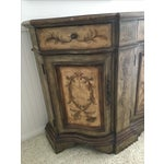 Image of Hooker Furniture Hand Painted Buffet