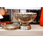 Image of Massive Silverplate Champagne Server