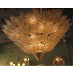 Image of Monumental Murano Chandelier
