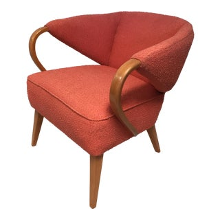Vintage 1950s Heywood-Wakefield Club Chair