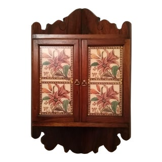 Decorative Corner Medicine Cabinet
