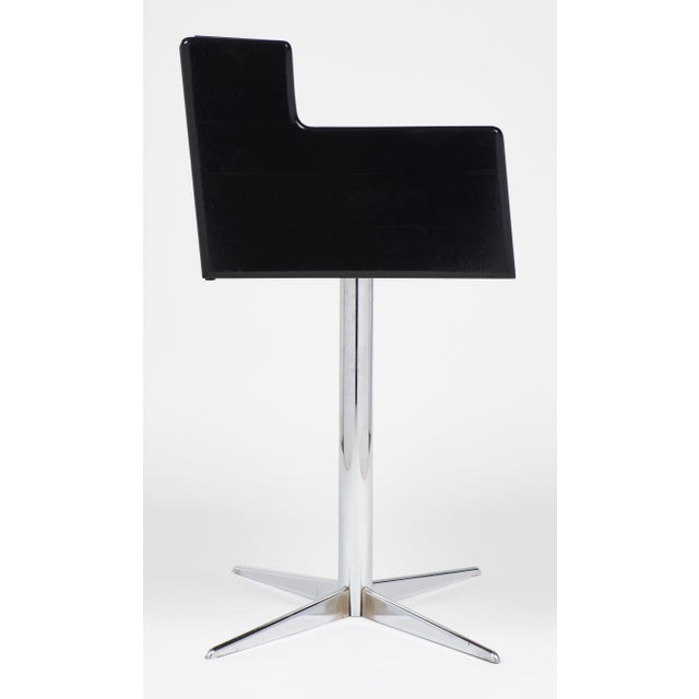 French Mid-Century Modern Telephone Table - Image 6 of 10