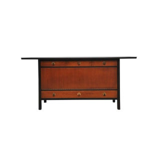 Dunbar Sideboard by Edward Wormley with Brass and Rosewood Pulls