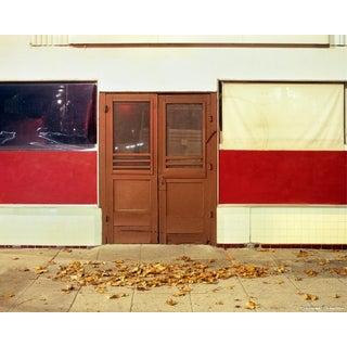 Flat-Front Building - Photograph by John Vias