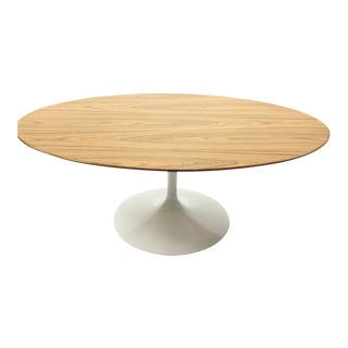 Eero Saarinen for Knoll Rosewood Tulip Cocktail Table