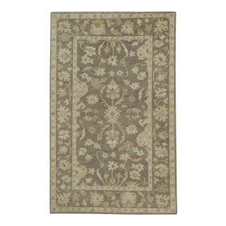 Traditional Hand Knotted Rug With Updated Colors - 8' x 10'