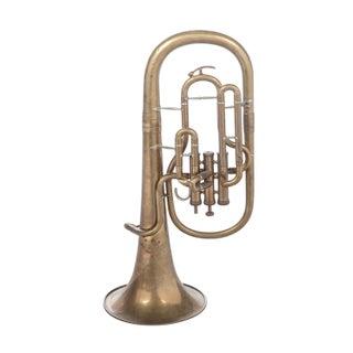 Weltklang Vintage Marching Baritone Horn