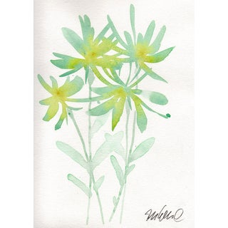 Mint Botanical Watercolor