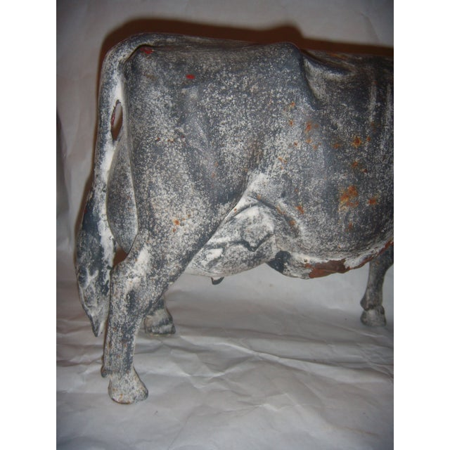 Cast Iron Cow - Image 7 of 11