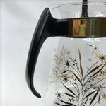 Image of Mid-Century Atomic Vintage Pyrex Tea Pot