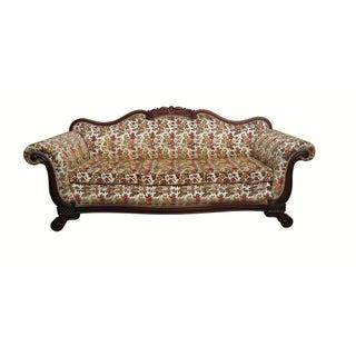 Oak French Revival Sofa