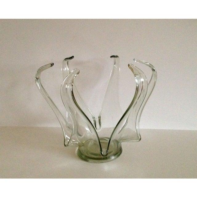 Vintage Art Glass by LA Mediterranea Made in Spain - Image 3 of 6