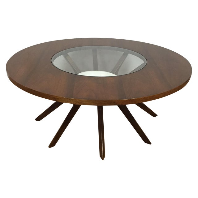 Broyhill Brasilia Cathedral Coffee Table - Image 1 of 9