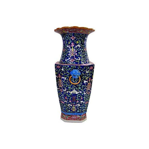 Asian-Style Urn - Image 2 of 3