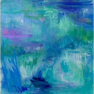 """Mad for Monet"" Abstract Painting by Trixie Pitts"