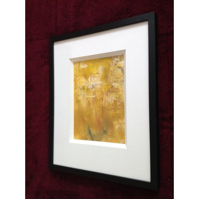 Image of An Acquired Distaste Oil & Charcoal Painting