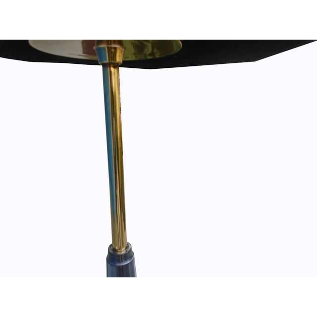 Image of Garcia Small End Drink Table Octavia Vellum Top