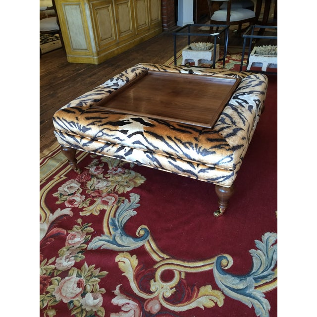 square flip top ottoman coffee table chairish