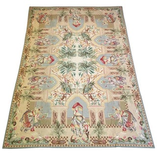 "Exotic Needlepoint Rug by Stark - 8'6"" X 11'8"""