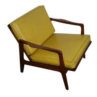 Midcentury Modern Kofod Larsen for Selig Chair