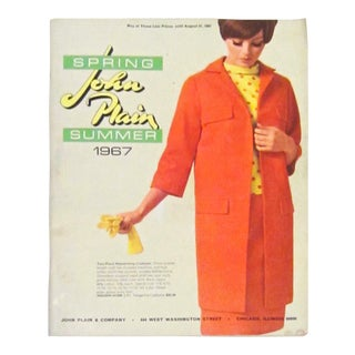 1967 John Plain Home & Fashion Catalog