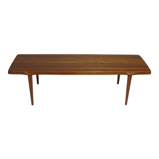 Coffee Table Crafted of Solid Teak