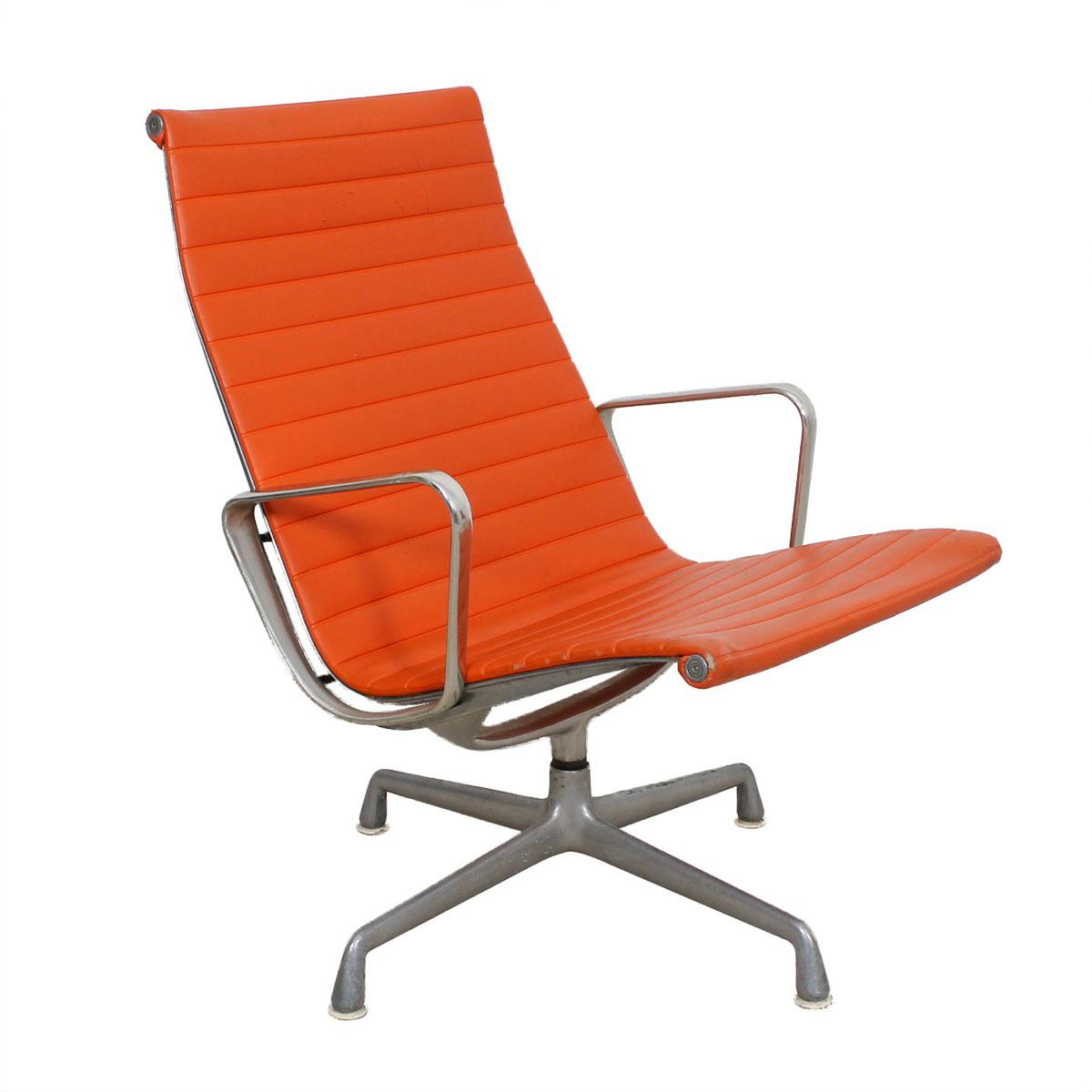 Circa 1960u0027s Eames For Herman Miller Aluminum Group Lounge Chairs   A Pair    Image 2