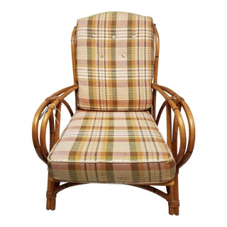 Vintage Heywood Wakefield Rattan Chair