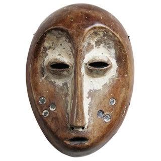 Lega Congo Mask