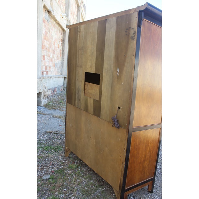 Asian Style Armoire 99