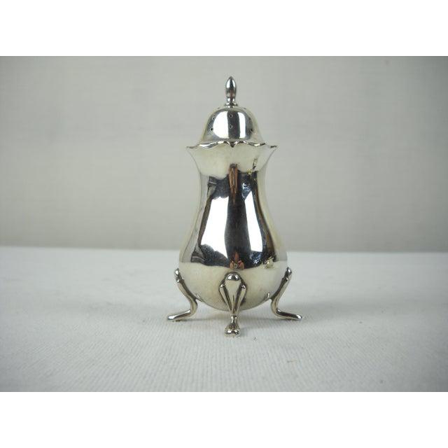 Fisher Sterling Salt & Pepper Set - Set of 5 - Image 5 of 10