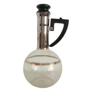 Inland Glass Co. Coffee Carafe