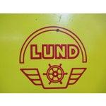 Image of Vintage Lund Wake Board Ski Tow Behind