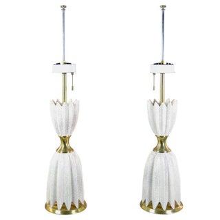1950's Thurston for Lightolier Lamps - Pair