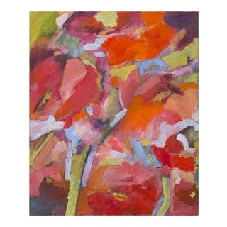 "Nicki Beiderman ""Portland Poppies "" Painting"