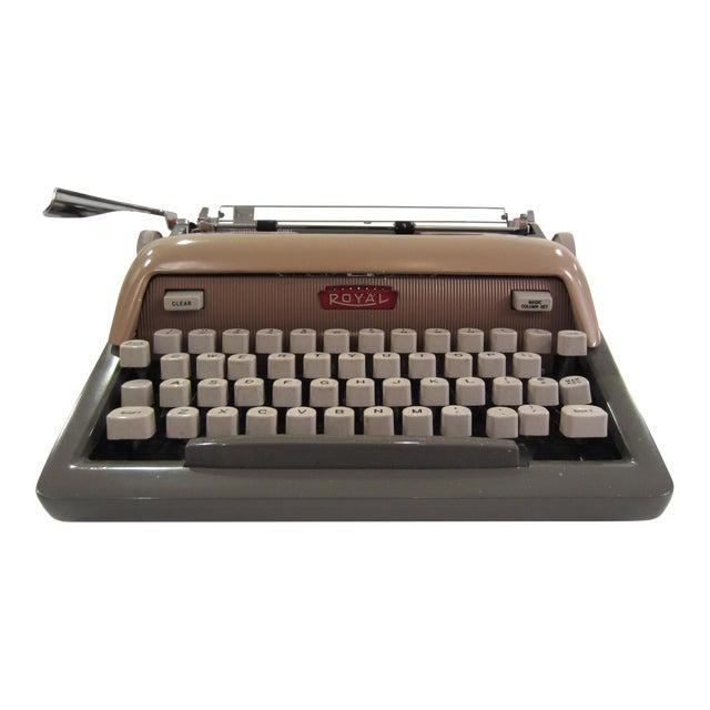 Mid-Century Royal Futura 800 Typewriter - Image 1 of 10