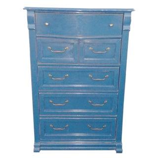 Keepsake by Pulaski Shabby Chic Highboy Dresser