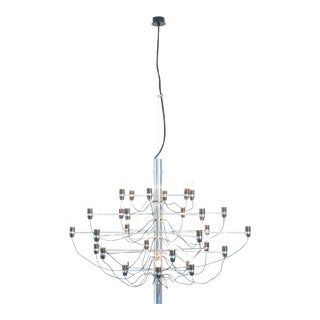 Gino Sarfatti for Flos Sculpture Chandelier