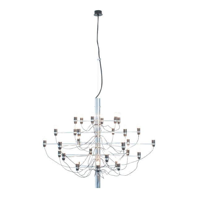 Gino Sarfatti for Flos Sculpture Chandelier - Image 1 of 4
