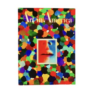 Art in America, Original Rauschenberg Lithograph