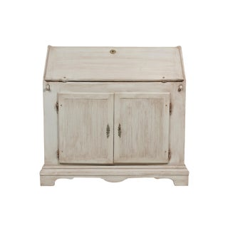 Antique Swedish Gustavian Style Desk
