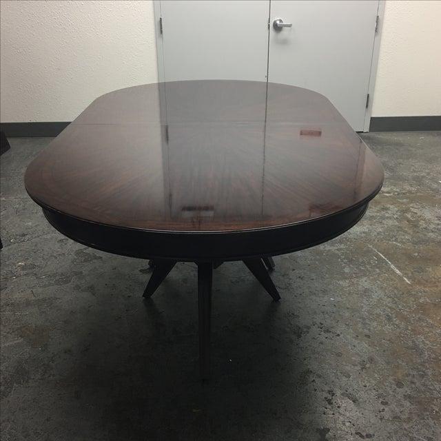 Bernhardt Martha Stewart Dining Table | Chairish