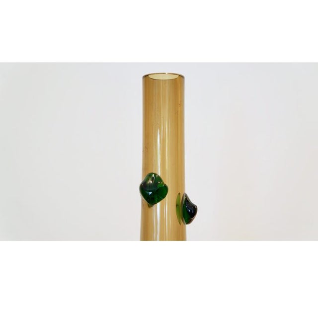Empoli Glass Vase - Image 6 of 6