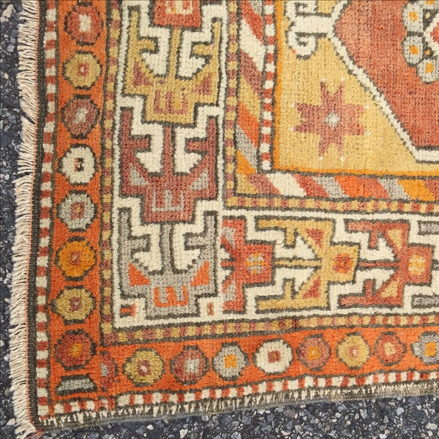 Antique Anatolian Persian Rug