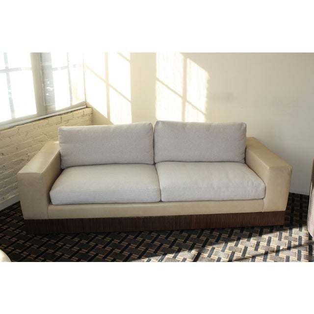 McGuire Bill Sofield Solange Sofa - Image 2 of 7