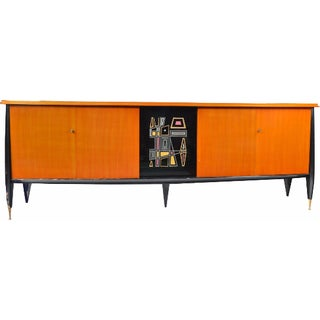 French Mid-Century Modern Sideboard