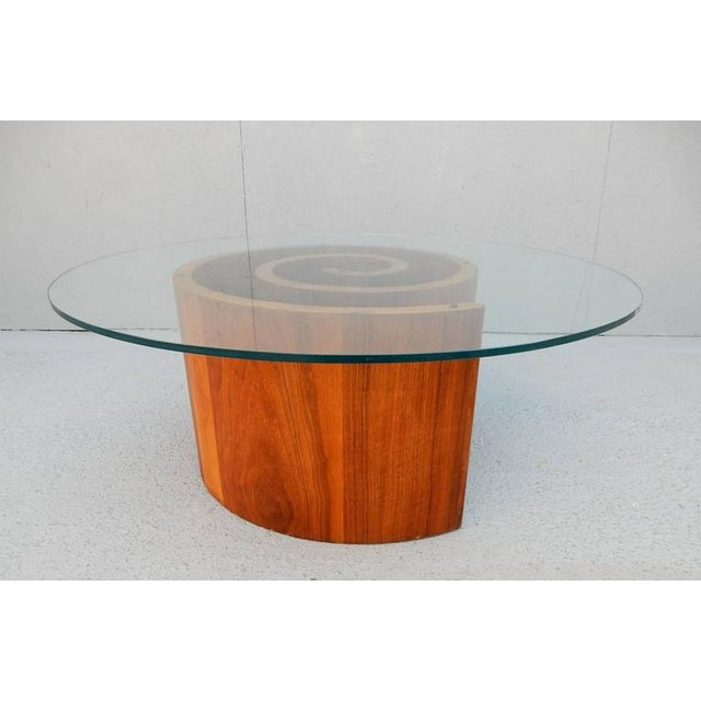 Vladimir Kagan Snail Coffee Table Chairish