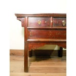 Image of Antique Chinese Ming Altar Cabinet