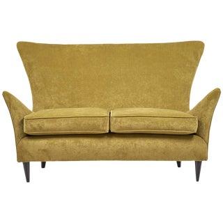 Vintage Gio Ponti Italian Sofa