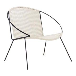 Modern Hoop & Rope Chair